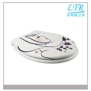 Decorative Fancy Unique Hygienic Toilet Seats pictures & photos