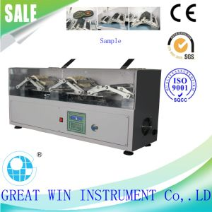 En Whole Sole Flexing Testing Machine/Equipment (GW-005A) pictures & photos