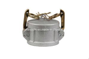 ISO Ts Certificate Camlock Coupling Dust Cap pictures & photos