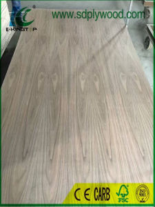 Fancy Plywood Crown Cut Walnut for Furniture pictures & photos