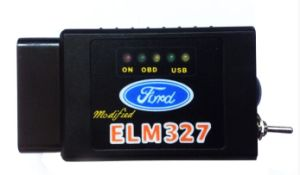 Forscan Elm 327 Bluetooth with Switch OBD2 Can Bus Scanner Diagnostic Tool pictures & photos