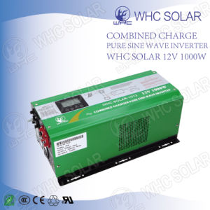 UPS Function Solar Inverter with for PV System Easy Connection pictures & photos