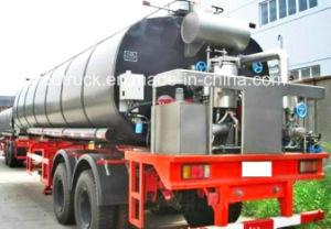 30cbm 2 axles Liquid Asphalt tank trailer, Tank semi trailer pictures & photos