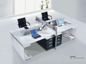 Elegant Modern Design Office Workstation Simple Structure pictures & photos