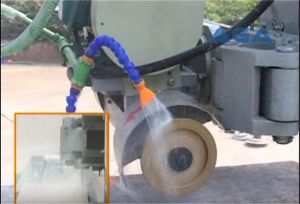 Automatic Stone Granite Marble Polishing and Grinding Machine pictures & photos