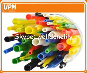 3: 1 Halogen Free Thin Wall Heat Shrink Tubing for Wire and Cable Insulation and Protection pictures & photos
