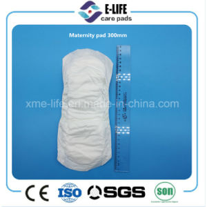 Maternity S M L XL Overnight Sanitary Napkin/Pad/Towel Factory pictures & photos