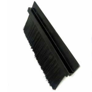 Aluminium Alloy Holder Nylon Wire Strip Brush for Door pictures & photos