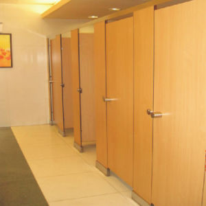 Fmh HPL Phenolic Toilet Partition Board with Hardware pictures & photos