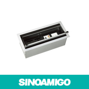 Sinoamigo Flip up Cover Desktop Socket pictures & photos