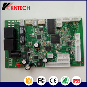 VoIP SIP PCB Board Kn518 Kntech Poe pictures & photos