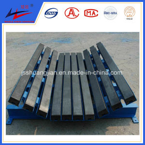 PU Combined with Rubber Material Impact Bar for Heavy Loadding pictures & photos
