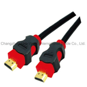 HDMI 19pin Plug-Plug Cable for Cellphone Camcorders HDTV pictures & photos