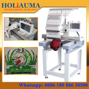 Hot High Resolution Sales Holiauma High Speed Embroidery Machine for Sale pictures & photos