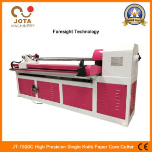 High Speed High Precision Paper Core Cutting Machine Paper Core Cutter pictures & photos