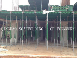 Steel /Aluminium Concrete Construction Green Formwork with Early Stripping Head pictures & photos