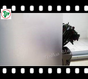 5mm Super Clear Frosted Toughened Glass pictures & photos