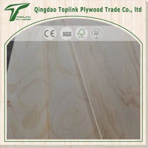 Pine Veneer Wooden Plywood/Commercial Plywood Used Timber Wood pictures & photos