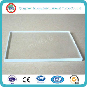 Low Iron Glass /Extra Clear Glass/Ultra Clear Float Glass Price pictures & photos