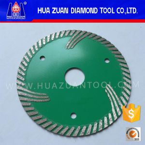 New Coming Good Quality Diamond Saw Blade with Protected Segment pictures & photos