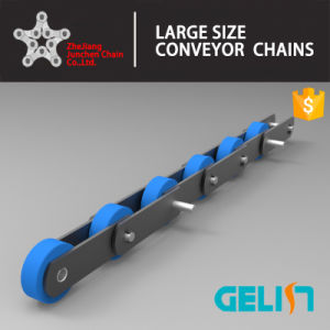 St133f1 Moving Walkway Partes Nylon Roller Escalator Step Chain pictures & photos