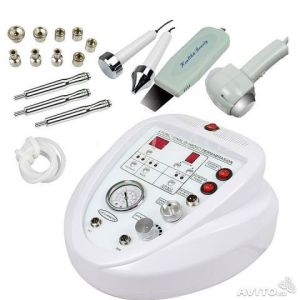 4 in 1 Diamond Dermabrasion Peeling System Multi Beauty Equipment pictures & photos