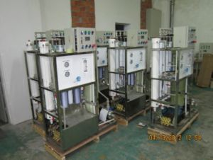 Reverse Osmosis Fresh Water Generator (R. O. seawater desalination) pictures & photos