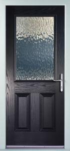 Fangda 2 Panel Fiberglass Door pictures & photos