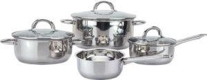 7PCS Stainless Steel Cookware Set pictures & photos