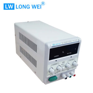 90W PS303dm Transformer Adjustable DC Power Supply with High-Precision Ma Display pictures & photos