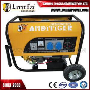 2kVA 1.5kw Self Running Type Gasoline Portable Generator Set Price pictures & photos