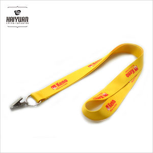 Hot Selling Mulit-Use Lanyards Set of Keys or Whistle ID Badge. pictures & photos