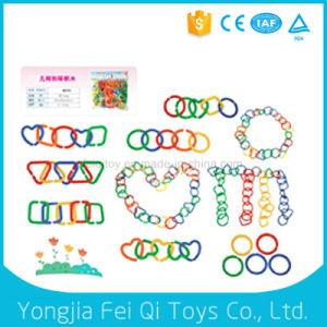 Indoor Playground Kid Toy Toy Bricks Plastic Blocks (FQ-6010) pictures & photos