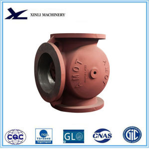 Iron Casting and CNC Machining Parts for Gate Valves pictures & photos