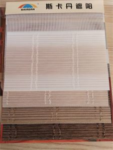 New Pattern Soft Blinds Fabric Material pictures & photos