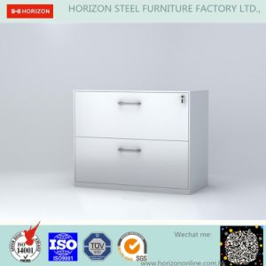 Two Drawers Steel Lateral Filing Cabinet