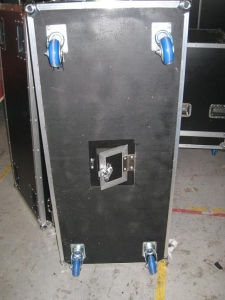 PA Speaker Stage Equipment Case with Wheels