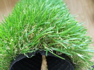 Scool Landscaping Grass Mat for Play Ground pictures & photos