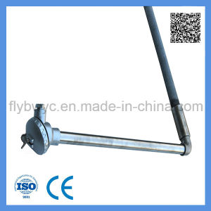 L Shape Temperature Sensor K Type Thermocouple for Pipeline pictures & photos