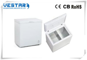 Economic Cabinets Solar Chest Freezer Fridge with Tricycle pictures & photos