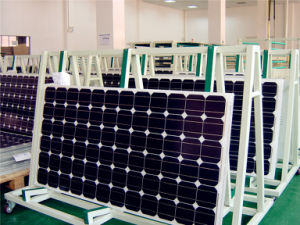 200W Mono Solar Panel with Solar Certificates pictures & photos