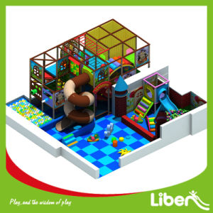 Commercial Children Indoor School Plastic Playground pictures & photos
