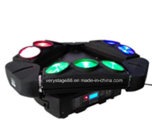 LED Triple Beam Moving Head Light/9*10W RGBW in 1 CREE LED Triple Beam Moving Head Light pictures & photos