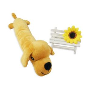 Pet Plush Toy Sausage Style Dog Toy (KB0023) pictures & photos