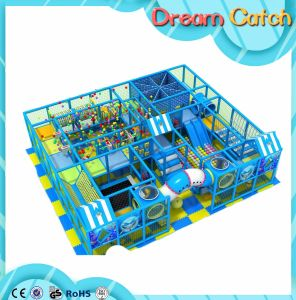 High Quality Kids Soft Play Jungle Gym Indoor Activities Playground for Sale pictures & photos