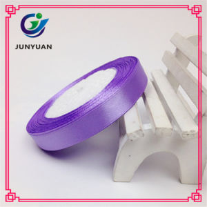 100% Polyester Wholesale Satin Ribbons Factory in China pictures & photos