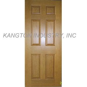 HDF Veneer Door Skin (Ash) pictures & photos