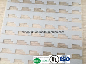 High Conductive Thermal Pad Heat Sink Pad Thermal Conductive Silicone Pad 12W for IC MOS pictures & photos