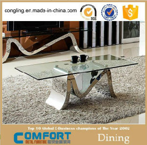 High Quality Tea Table Glass Tea Table Design