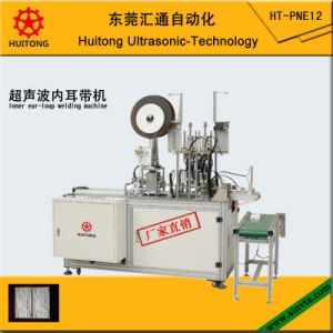 Ultrasonic Inner Earloop Welding Machine with Auto Feeding Machine pictures & photos